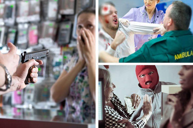 Rapine Ed Aggressioni Sul Lavoro, Aumenta Il Numero Delle Vittime